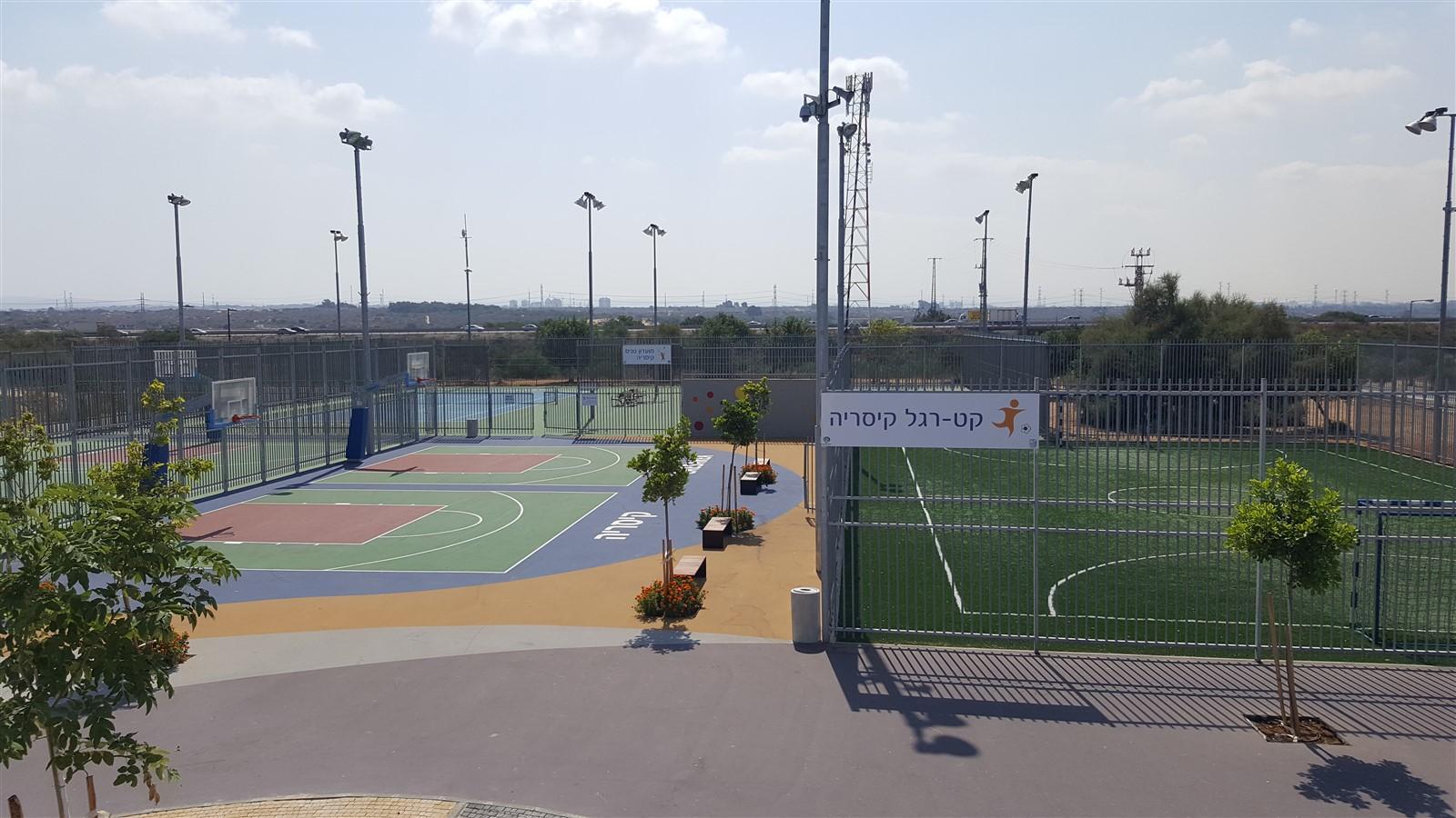 פארק ספורט קיסריה 2013