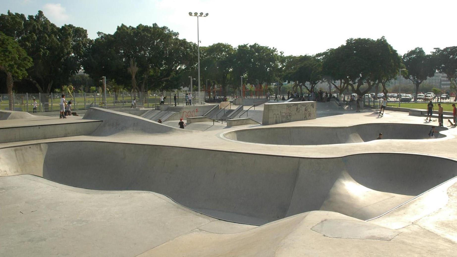 פארק גלית תל אביב 2004