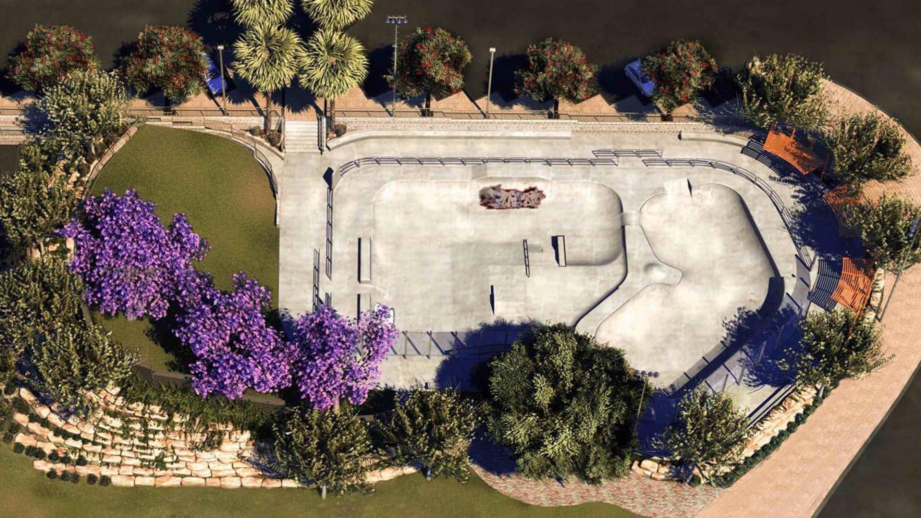 סקייט פארק זכרון יעקב 2005