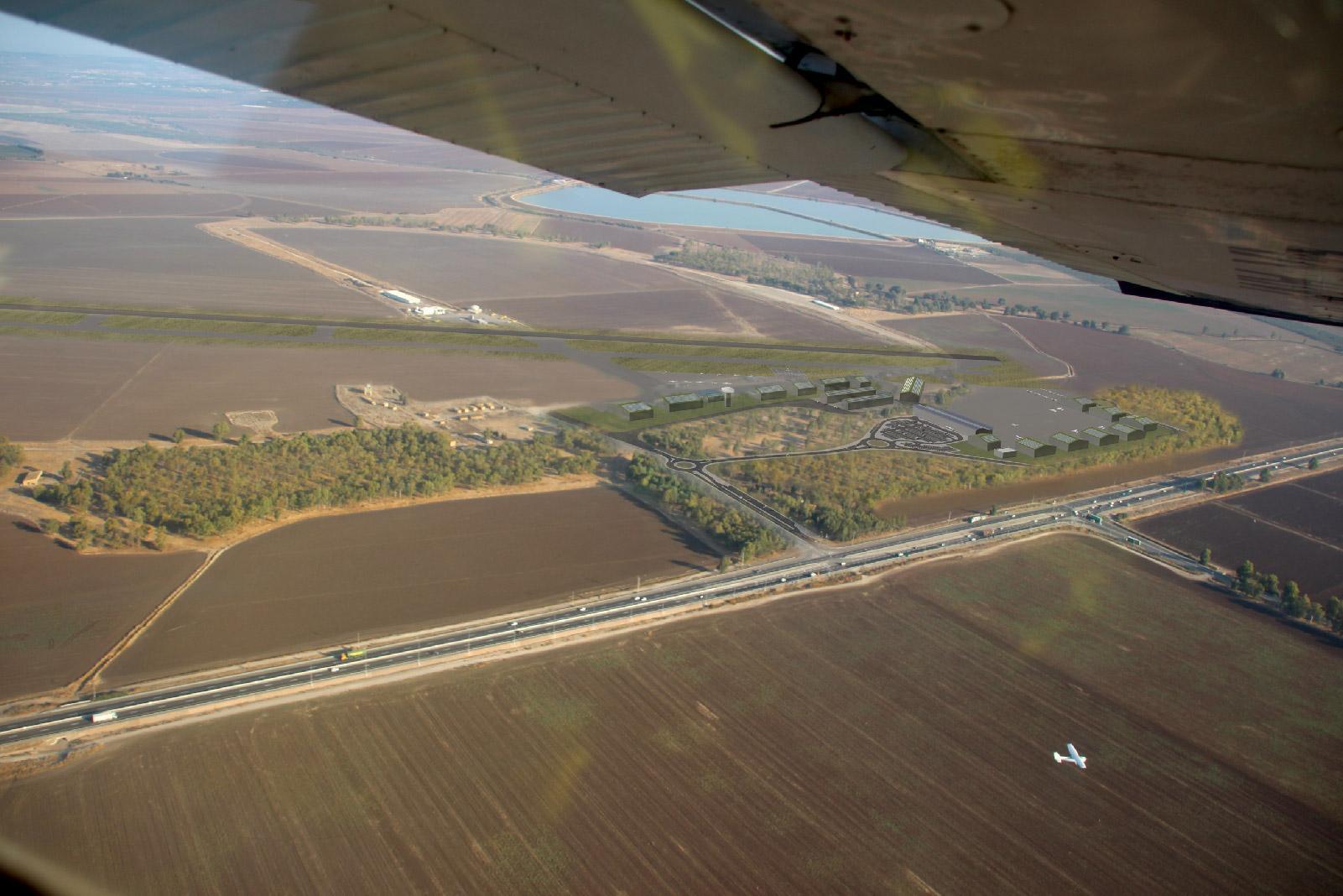 """תב""""ע שדה תעופה מגידו 2007"""