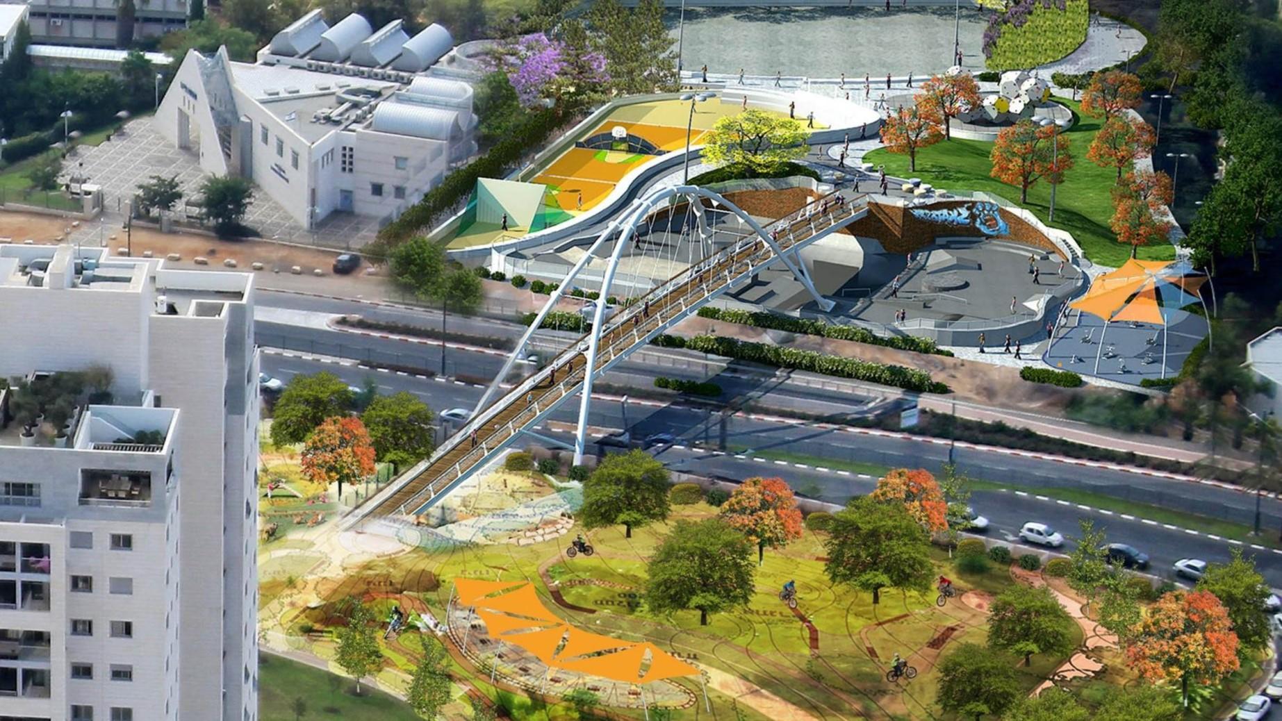 פארק אקספורט גבעתיים 2010