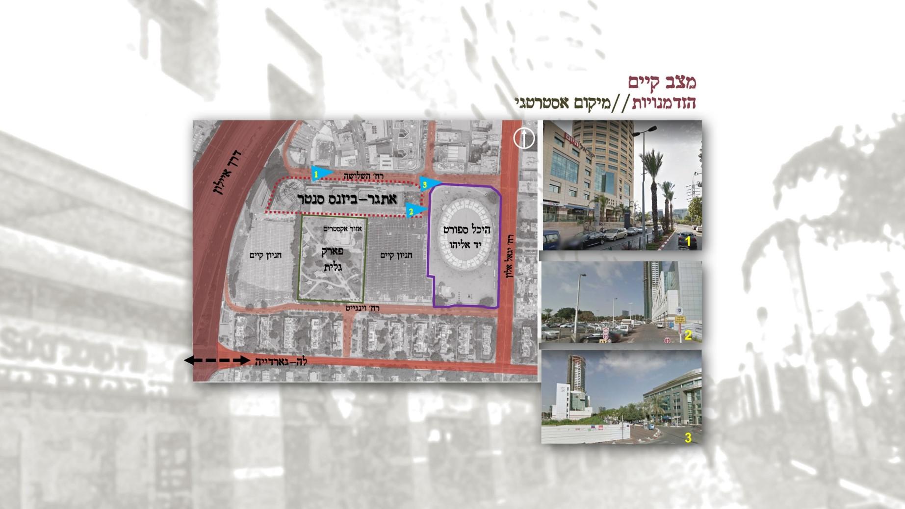 אדגר איילון סנטר תל אביב 2007